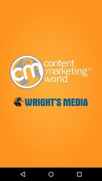 Content Marketing World Event poster