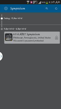 ABET Symposium apk screenshot