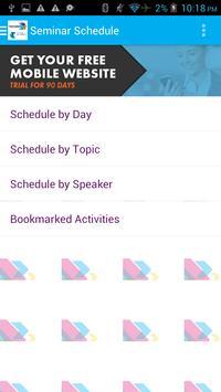 Telstra Your Business Expo apk screenshot