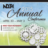 NDTA  2015 Conference icon