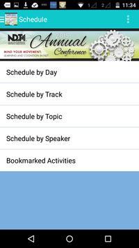 NDTA  2015 Conference apk screenshot