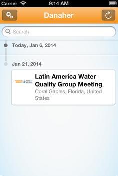Danaher Water Quality Group apk screenshot