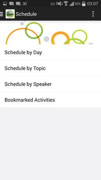 Qlik World Conference 2014 apk screenshot