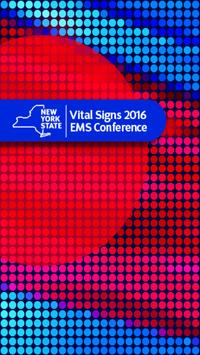 Vital Signs 2016 poster