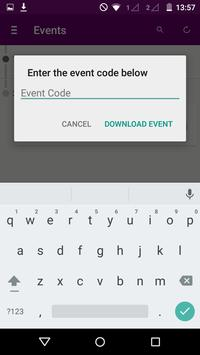 CoreLogic Events apk screenshot