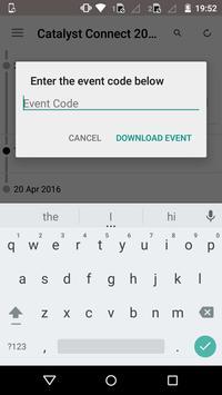 Catalyst Connect 2016 apk screenshot