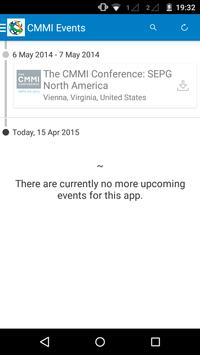 CMMI Institute Events apk screenshot