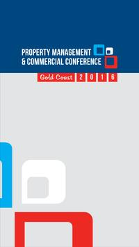 PM & Commercial Conference poster