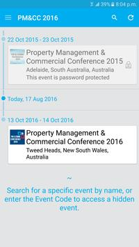 PM & Commercial Conference apk screenshot