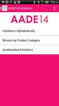 AADE14 Mobile App apk screenshot