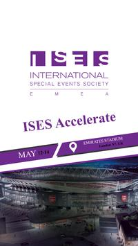ISES Accelerate poster