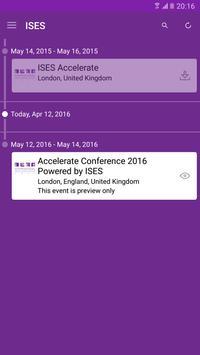 ISES Accelerate apk screenshot