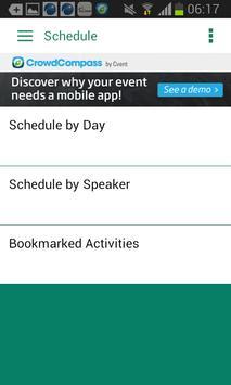 GlobalStar's Event App apk screenshot