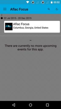 Aflac Focus apk screenshot