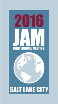 ASAS Meetings App poster