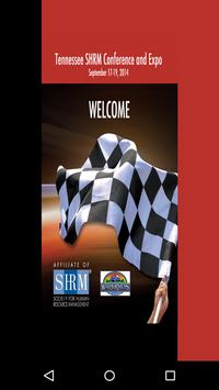 TN SHRM Events poster