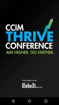 CCIM Events poster