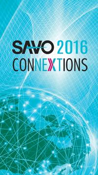 SAVO Connextions poster