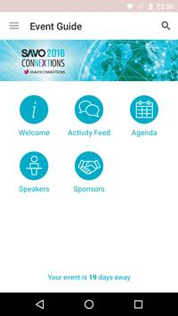 SAVO Connextions apk screenshot
