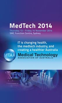 MedTech Conference poster