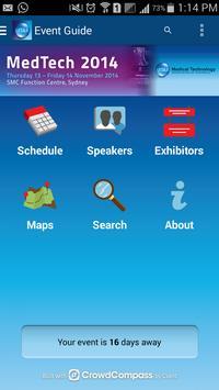 MedTech Conference apk screenshot