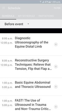 CanWest Veterinary Conference apk screenshot