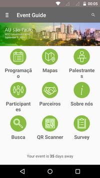 Autodesk University Brasil apk screenshot