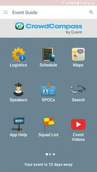 Cvent University India apk screenshot