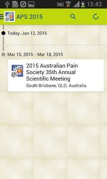 APS 2015 apk screenshot