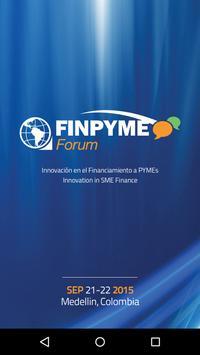 FINPYME Forum poster