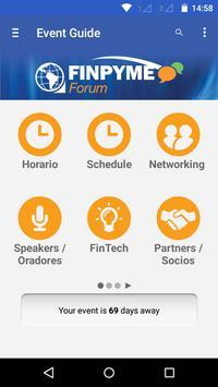 FINPYME Forum apk screenshot