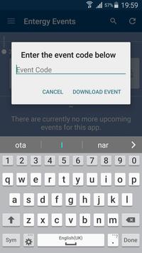 Entergy Events apk screenshot