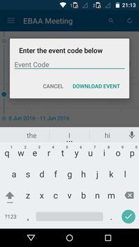 EBAA Annual Meeting apk screenshot