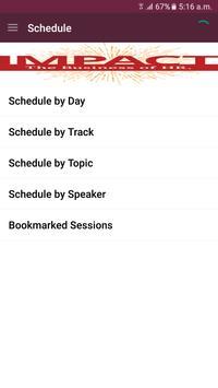 AZSHRM Conference Mobile App apk screenshot