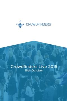 Crowdfinders Live 2015 apk screenshot