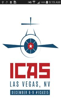 ICAS Convention 2015 poster