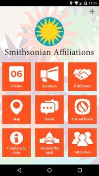 Smithsonian Affiliate Meeting apk screenshot