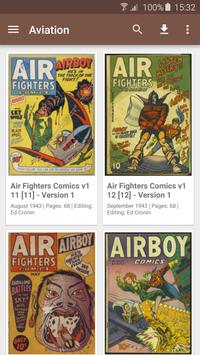 Free comics books apk screenshot