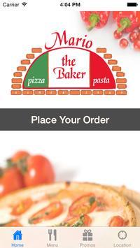 Mario The Baker Restaurant apk screenshot
