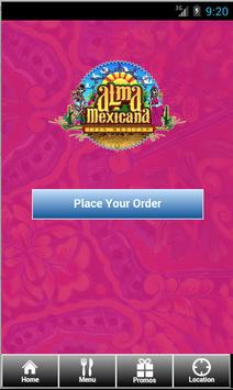 Alma Mexicana poster