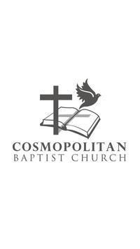 Cosmopolitan Baptist Church poster