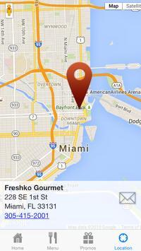 Freshko Gourmet apk screenshot