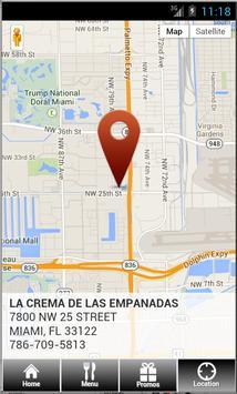 La Crema De Las Empanadas apk screenshot