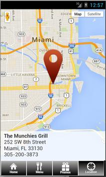 The Munchies Grill apk screenshot