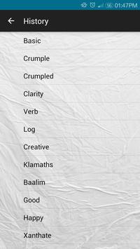 English Dictionary Offline apk screenshot