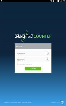 CrunchTime! Counter apk screenshot