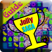 Guides Candy-Crush Jelly Saga icon