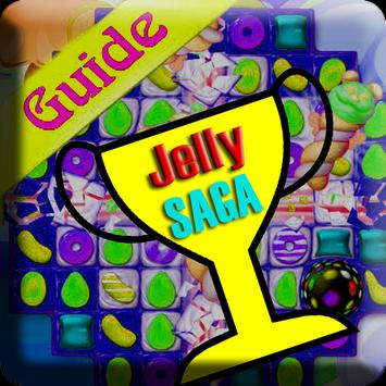 Guides Candy-Crush Jelly Saga poster