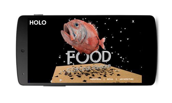 HOLO - Augmented Reality apk screenshot