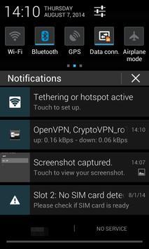 Tether Control apk screenshot